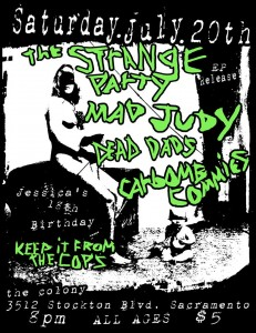 Strange Party