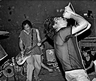 Black Flag with Chuck Dukowski
